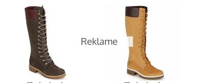 Timberland støvler til kvinder